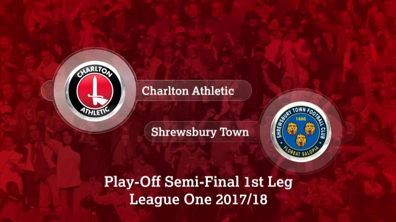 GOALS | Charlton 0 Shrewsbury 1 (May 2018)