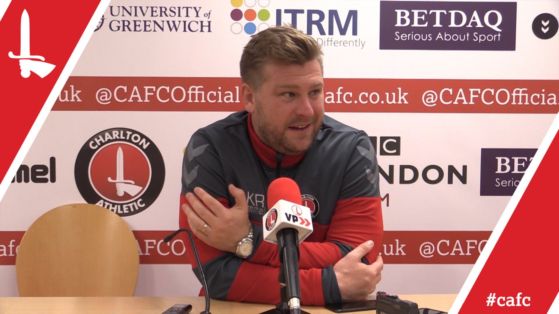 REACTION | Karl Robinson reflects on Peterborough draw