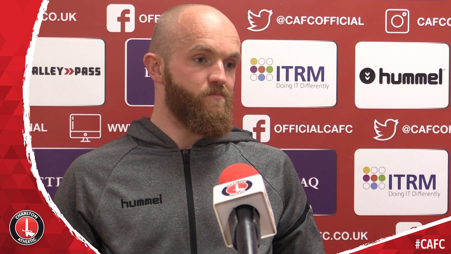 Jonny Williams on an important three points against Bradford City (March 2019)