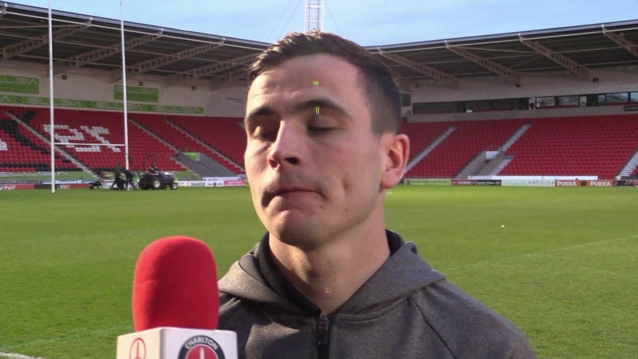 Reaction | Josh Cullen post-Doncaster Rovers