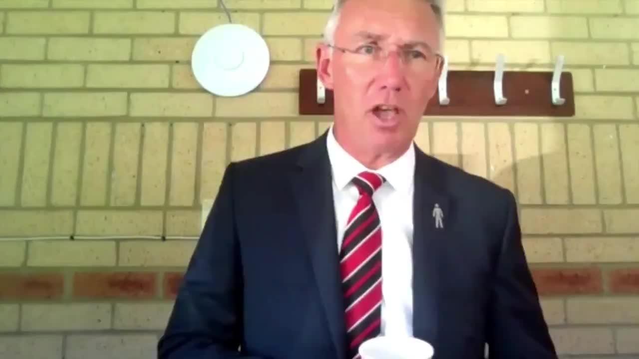 Nigel Adkins post-Wycombe interview (September 2021)