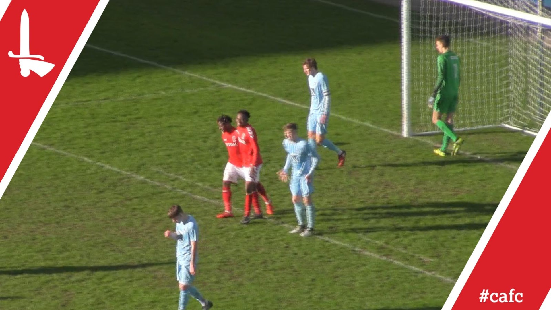 U23S HIGHLIGHTS | Coventry City 0 Charlton 2