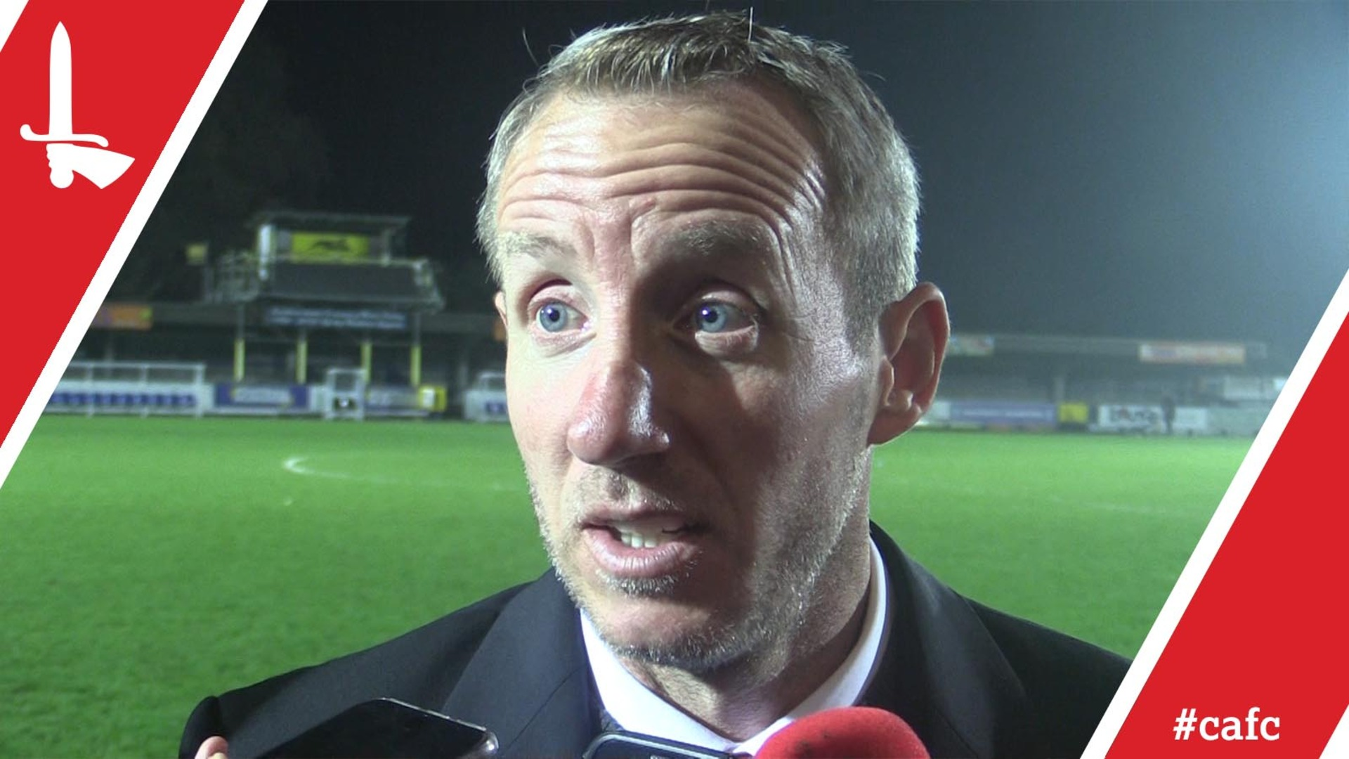 Lee Bowyer on Charlton's defeat at AFC Wimbledon