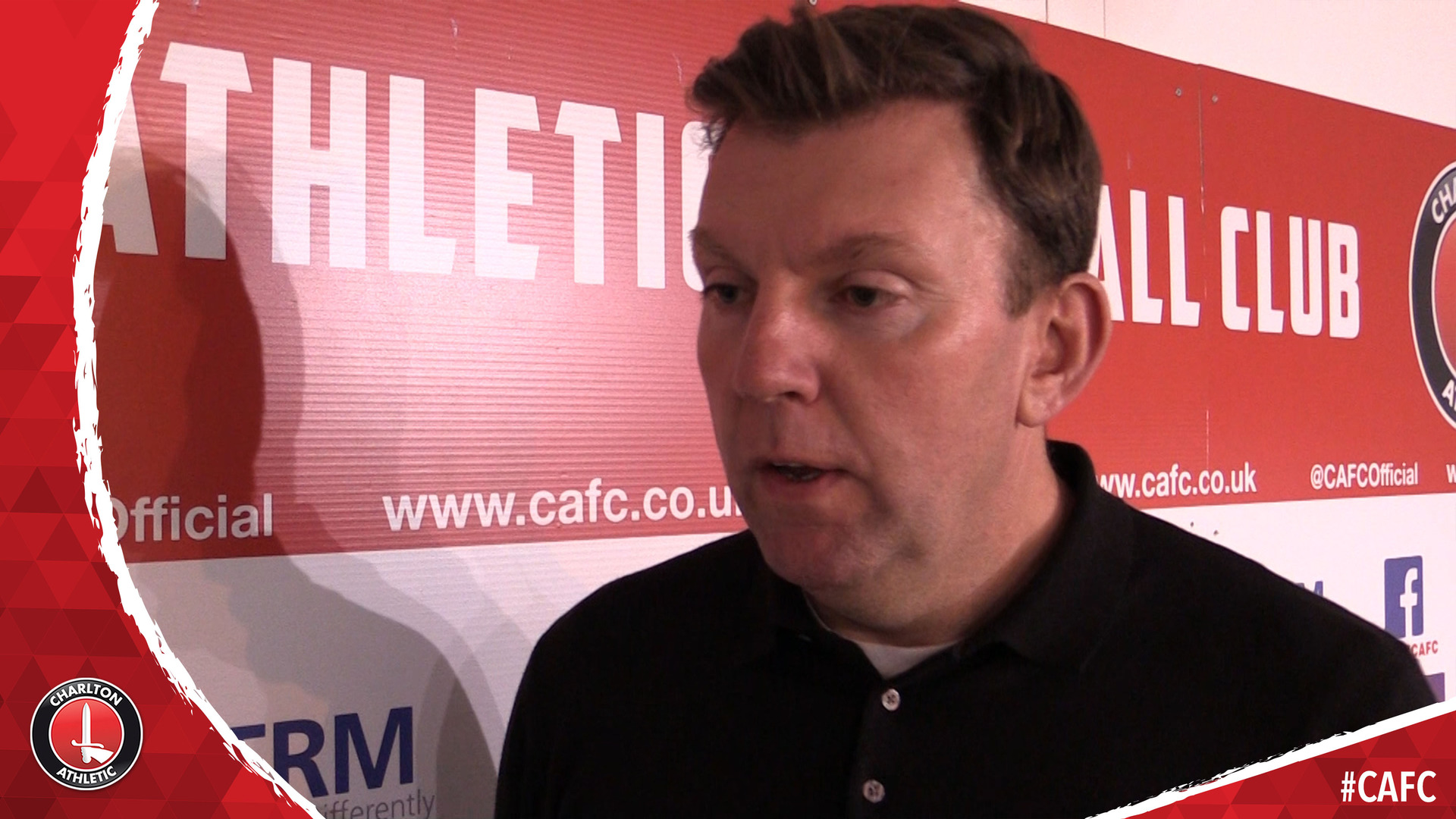 Steve Gallen on Charlton's loan signing of Ben Purrington