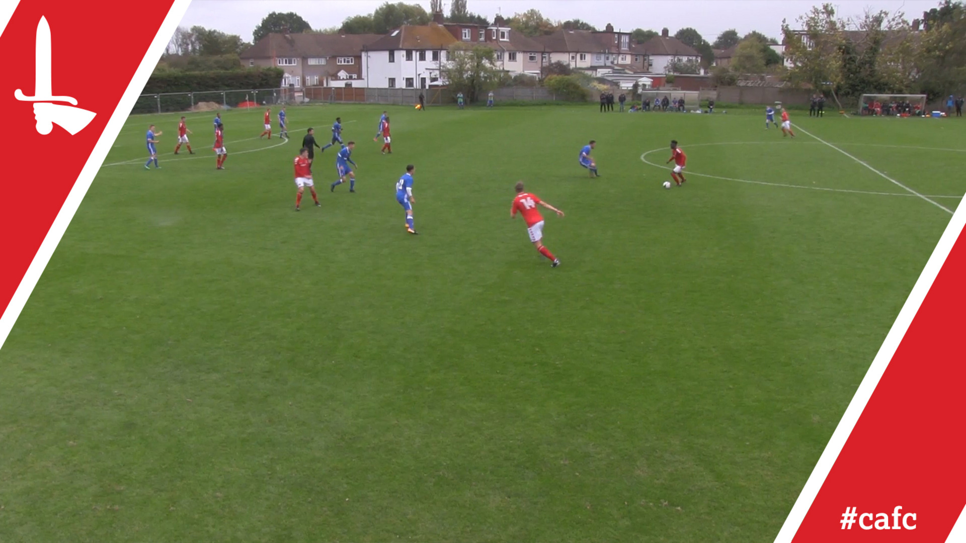 U18 HIGHLIGHTS | Charlton 2 Ipswich 2