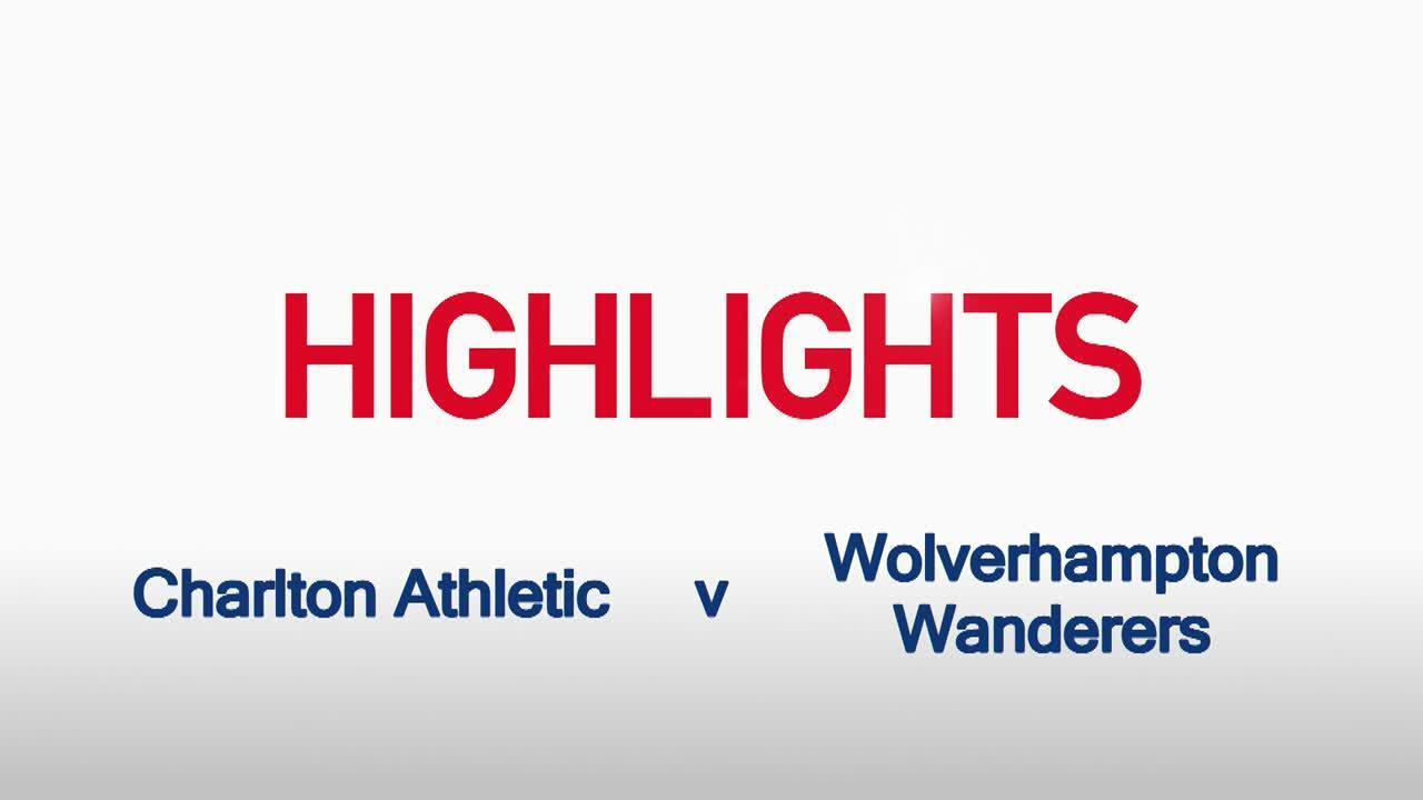 27 HIGHLIGHTS | Charlton 0 Wolves 2 (Dec 2015)