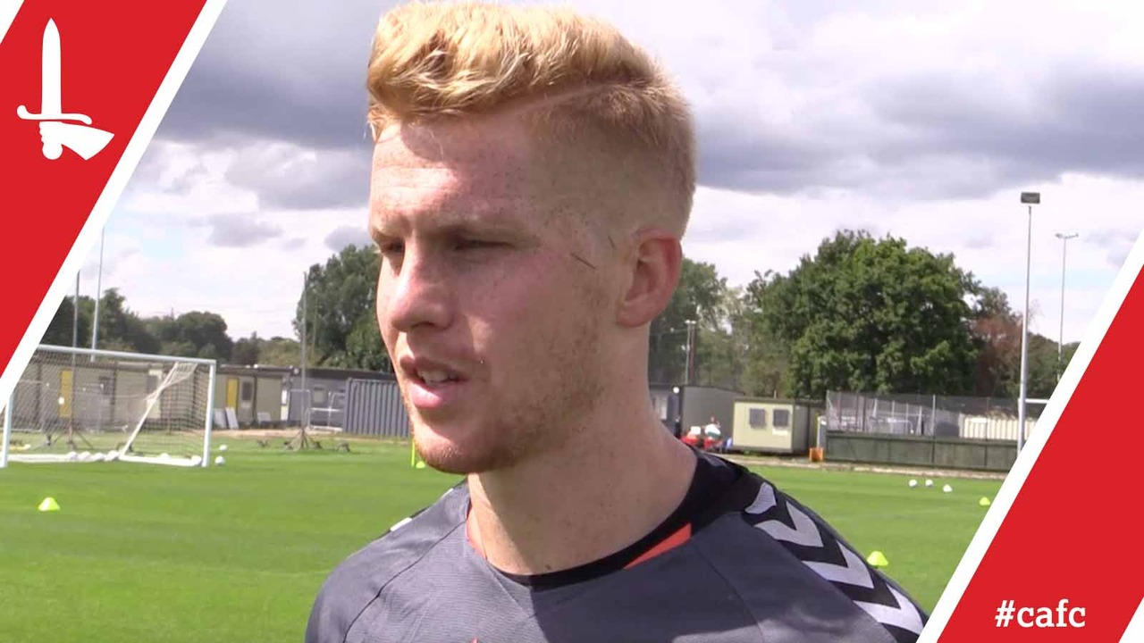New signing Ben Amos excited to be at Charlton