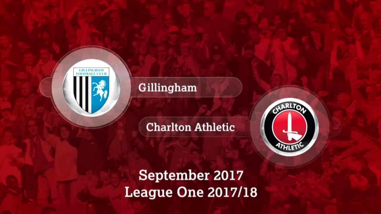 GOALS | Gillingham 1 Charlton 0