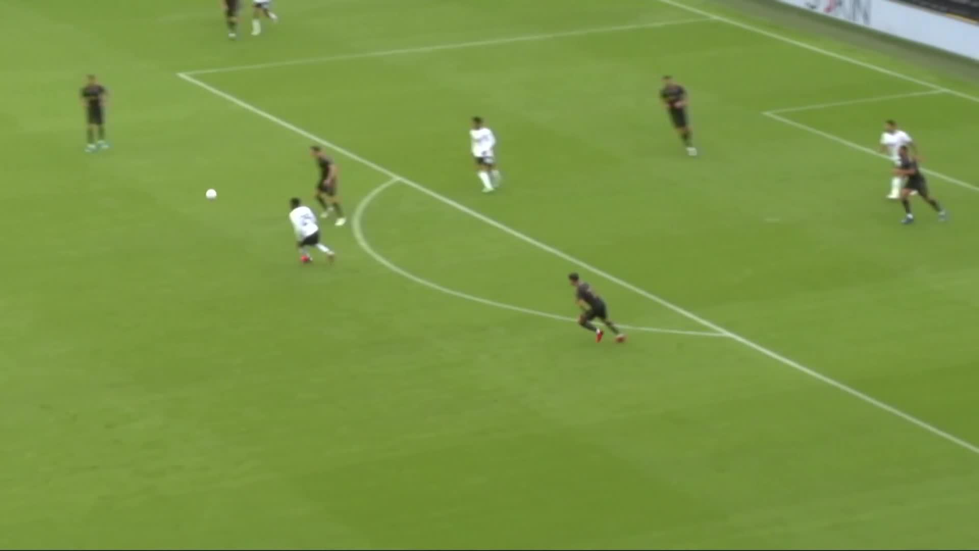 PRE SEASON HIGHLIGHTS | Fulham 1 Charlton 0 (July 2021)