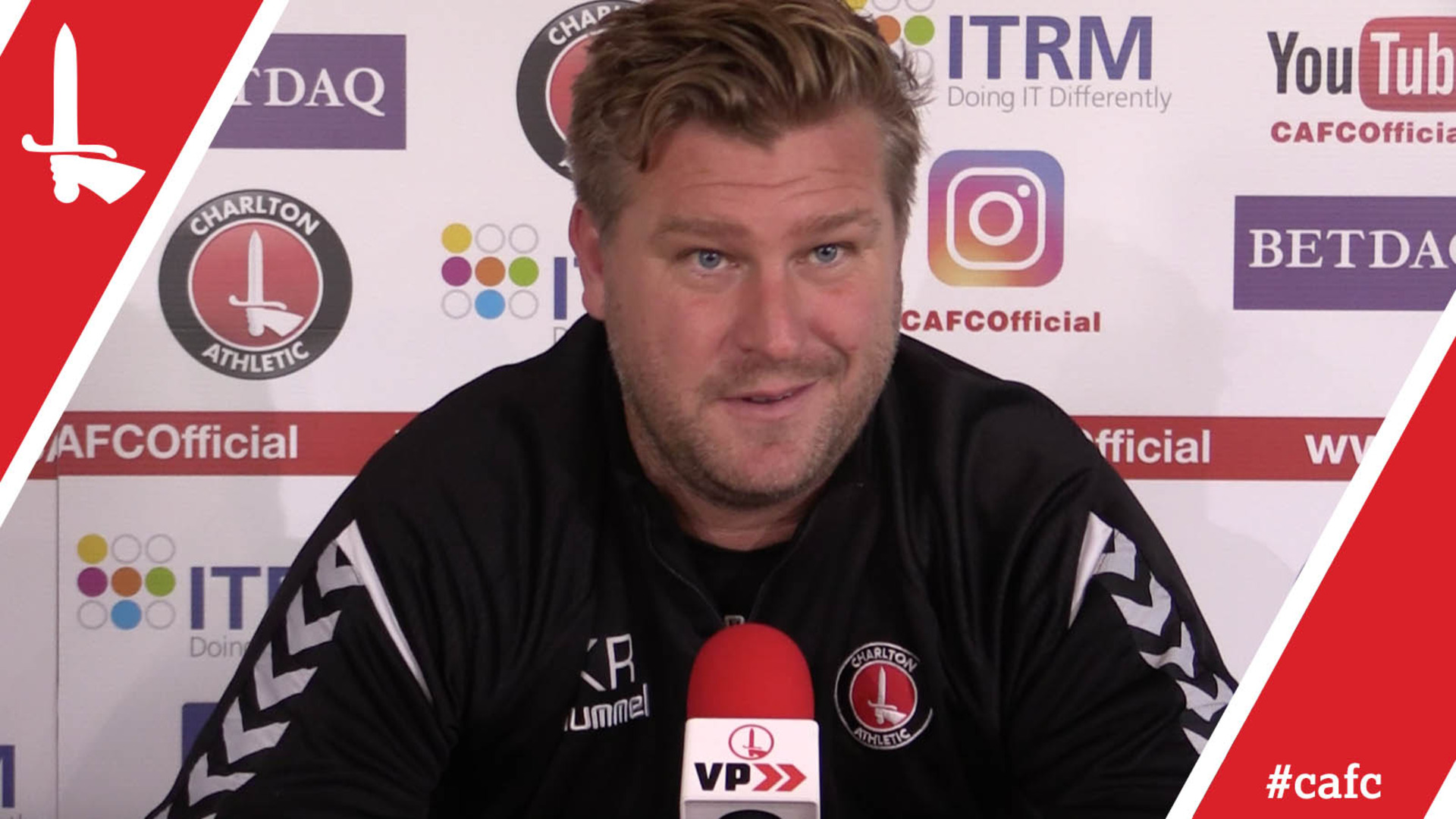 Karl Robinson's pre-Fleetwood Town press conference