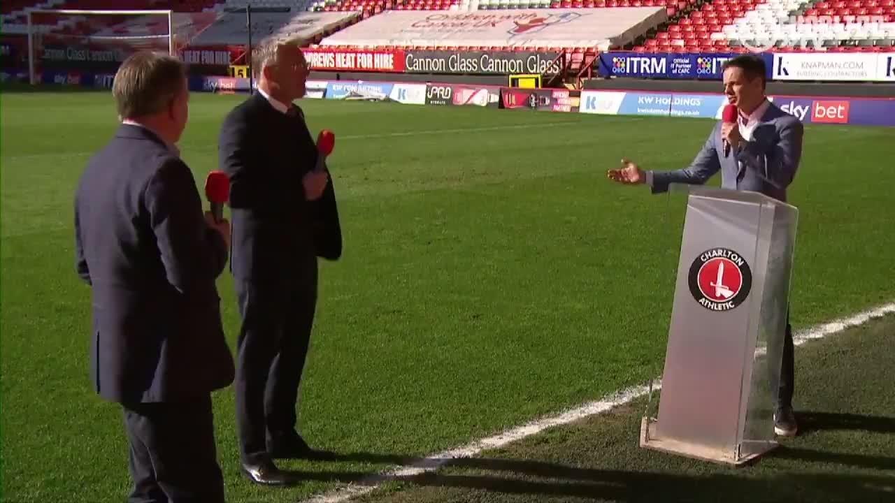 POST-MATCH | Adkins' post-Peterborough United interview (April 2021)