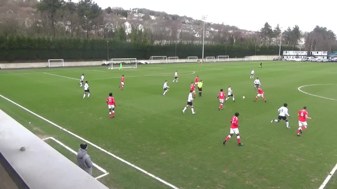 U18 Highlights | Swansea City 1 Charlton 8 (March 2021)