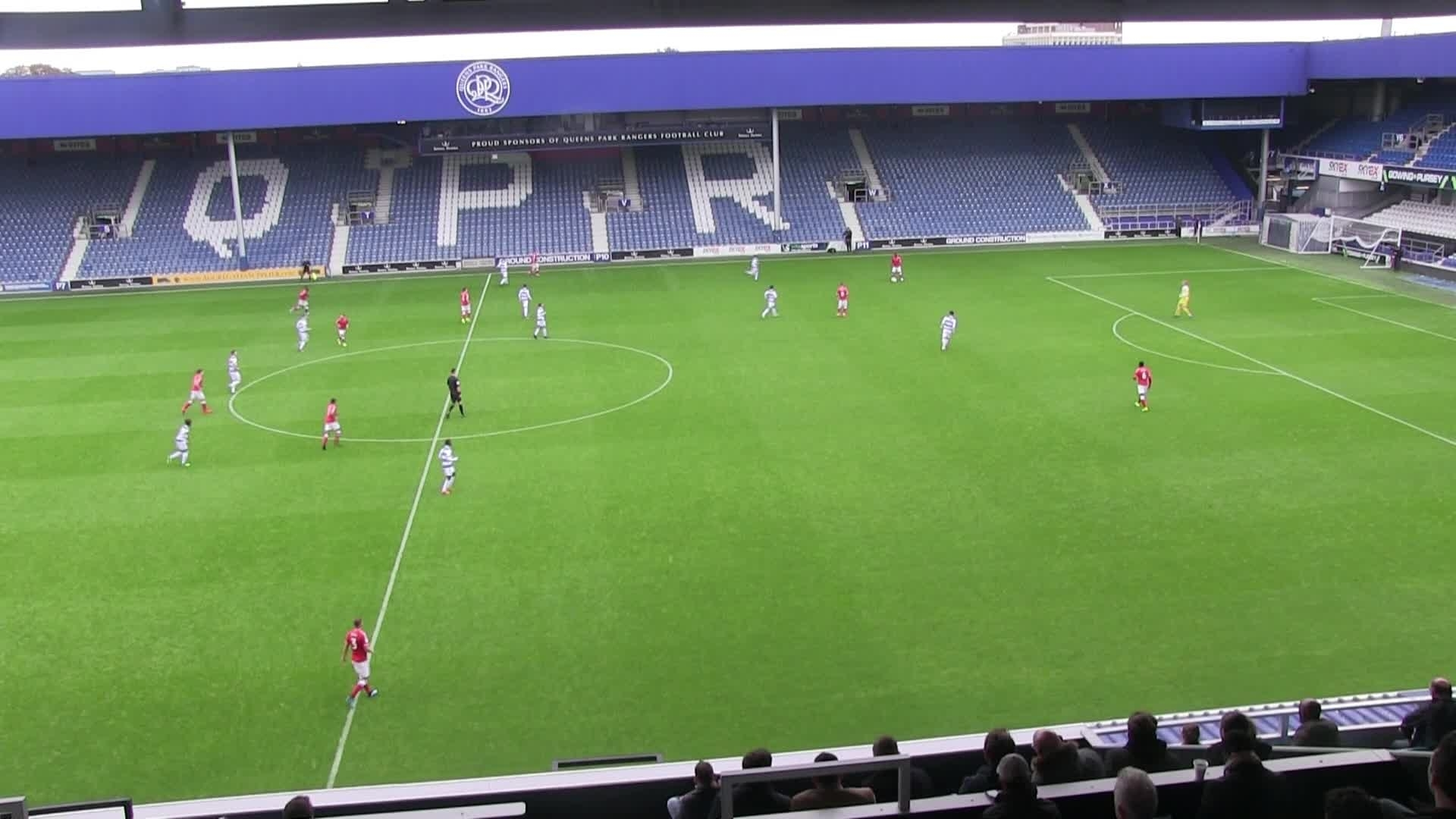 U23 HIGHLIGHTS | Queens Park Rangers 3 Charlton 3 (October 2019)