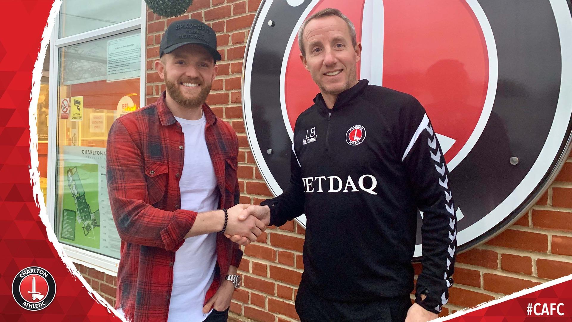 Lee Bowyer on Charlton signing Jonny Williams