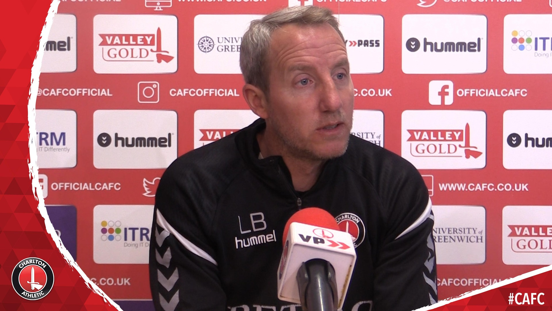 Lee Bowyer's pre-Plymouth Argyle press conference (April 2019)