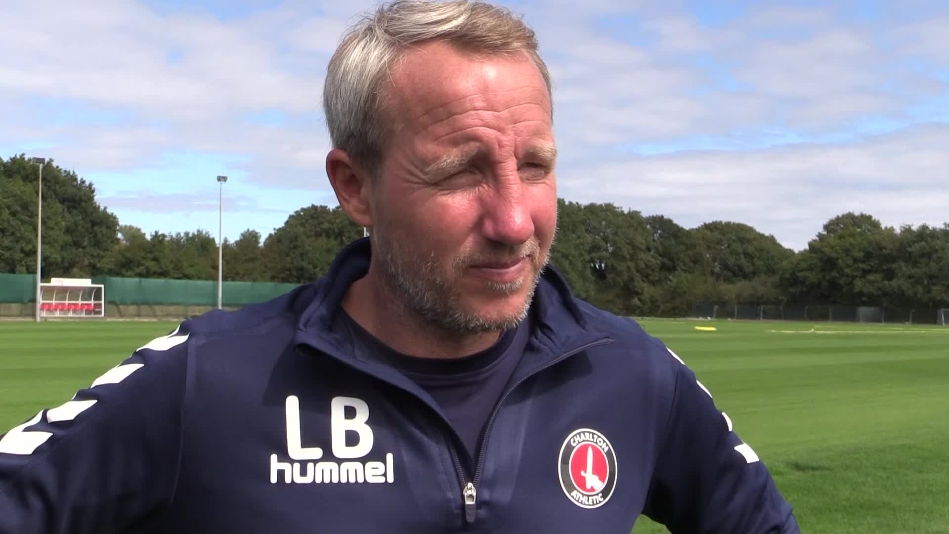 Lee Bowyer on the signing of Dylan Levitt (September 2020)
