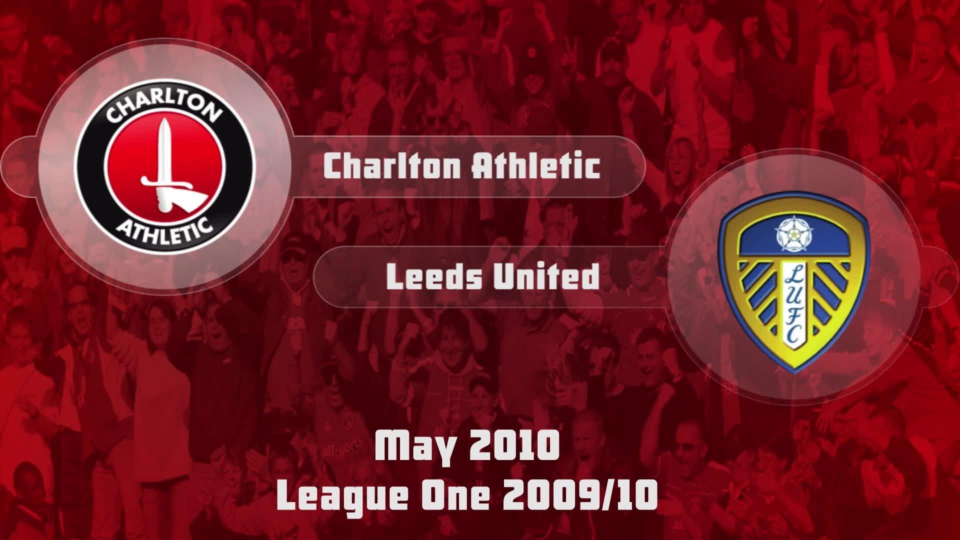 49 HIGHLIGHTS | Charlton 1 Leeds 0 (May 2010)