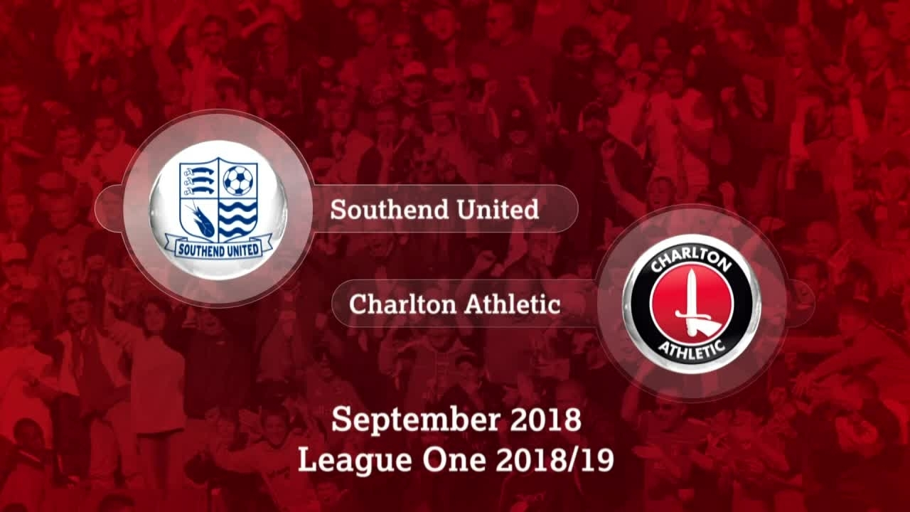 GOALS | Southend United 1 Charlton 2 (Aug 2018)