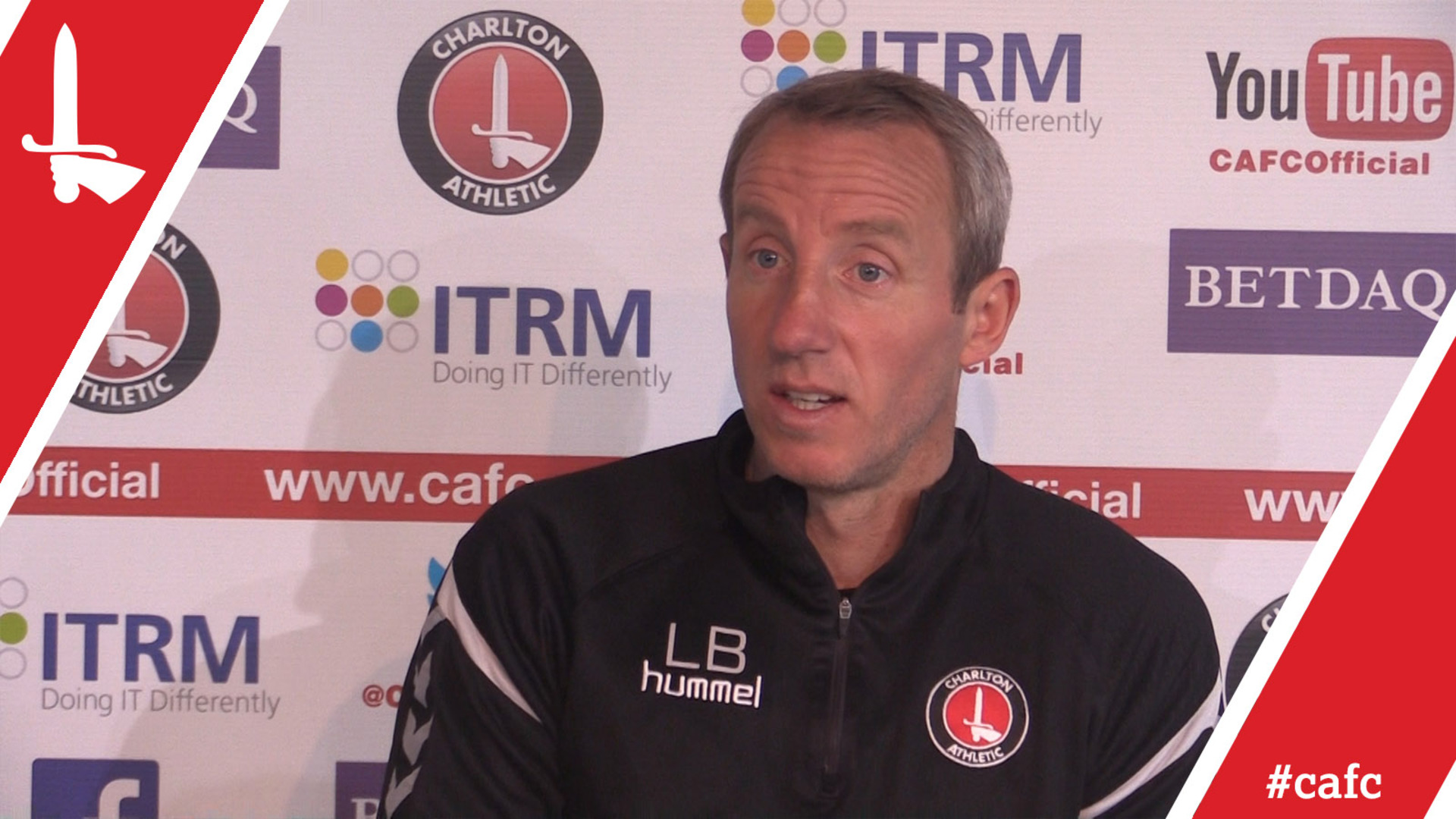 Lee Bowyer's pre-Blackburn Rovers press conference (April 2018)