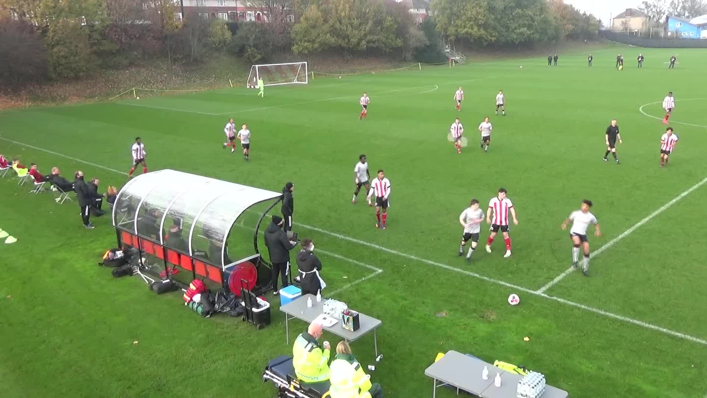 U18 Highlights | Sheffield United 3 Charlton 3 (November 2020)