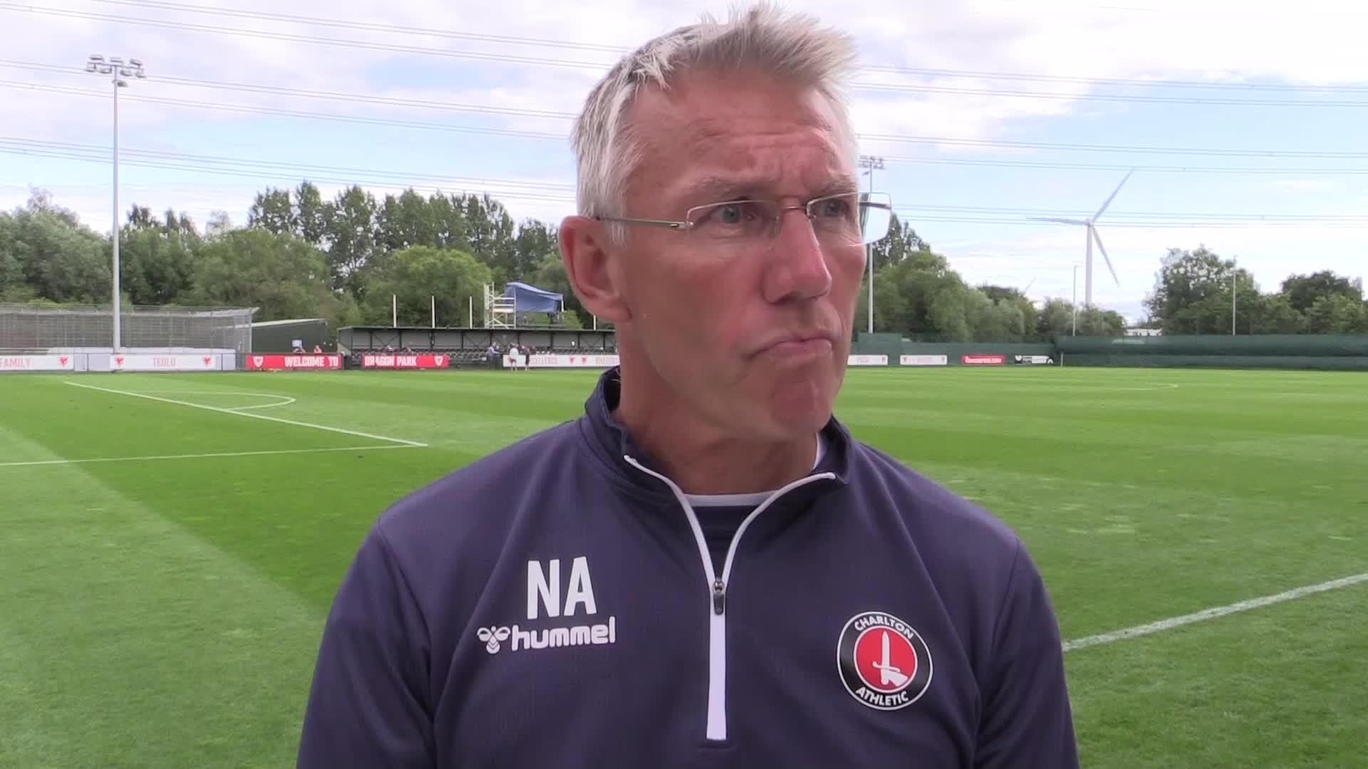 POST-MATCH | Nigel Adkins speaks after Celtic friendly (July 2021)
