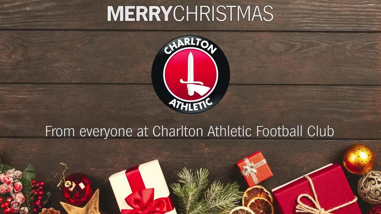 Merry Christmas from all at Charlton Athletic (2020)