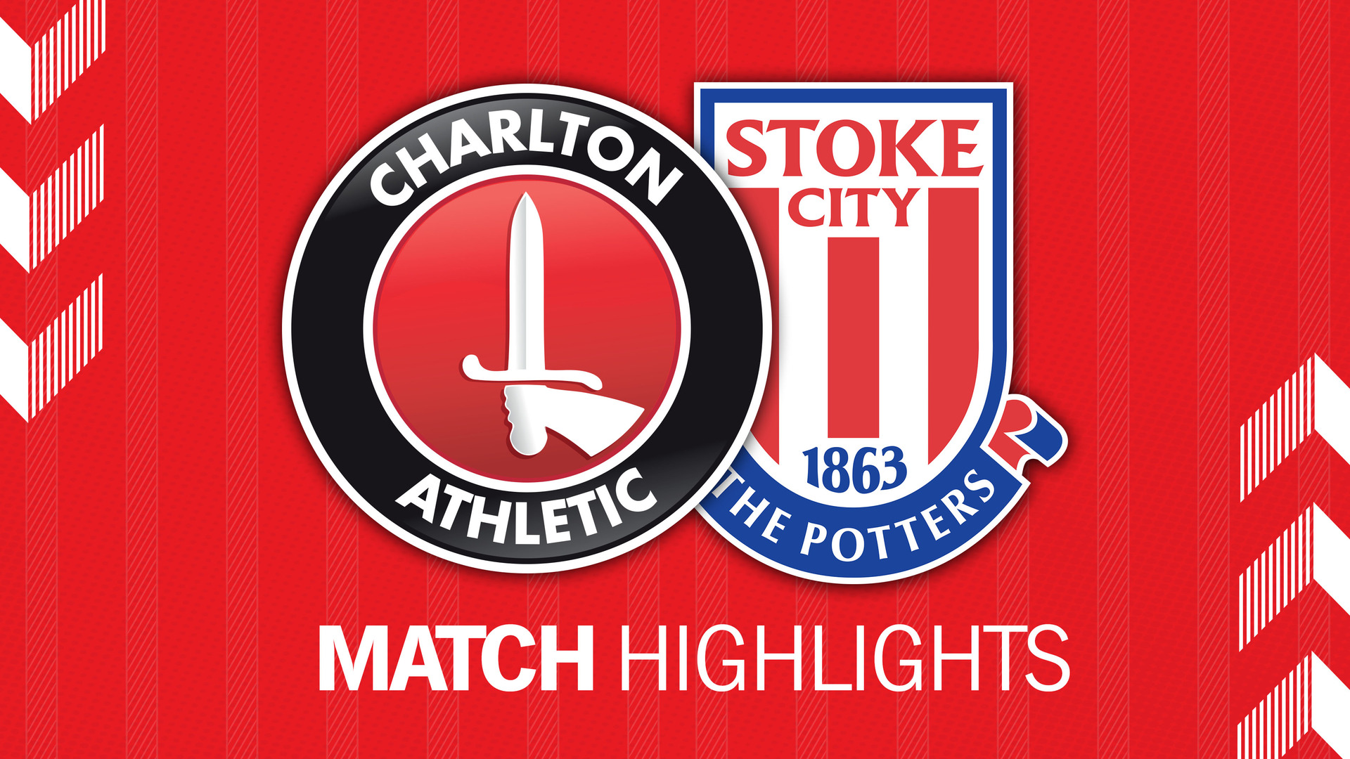 2 HIGHLIGHTS | Charlton 3 Stoke City 1 (August 2019)