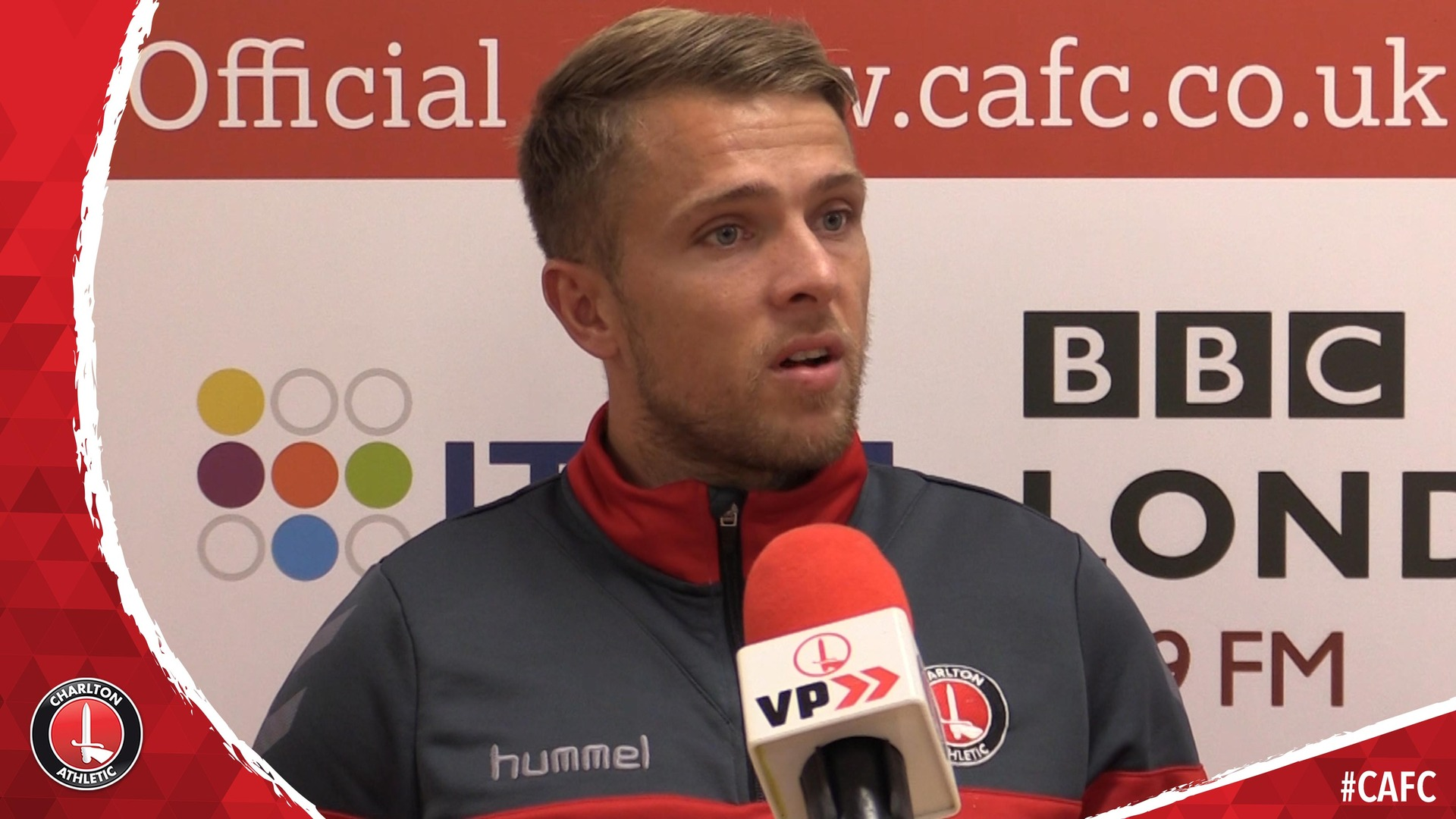 Jamie Ward on Charlton's 2-0 victory over Barnsley