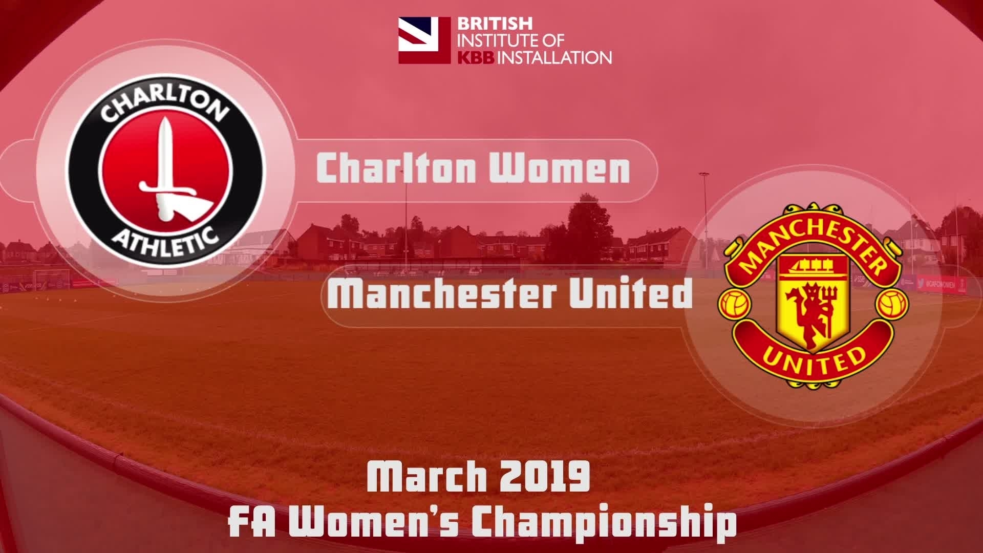 WOMEN'S HIGHLIGHTS | Charlton Women 1 Manchester United 2 (March 2019)