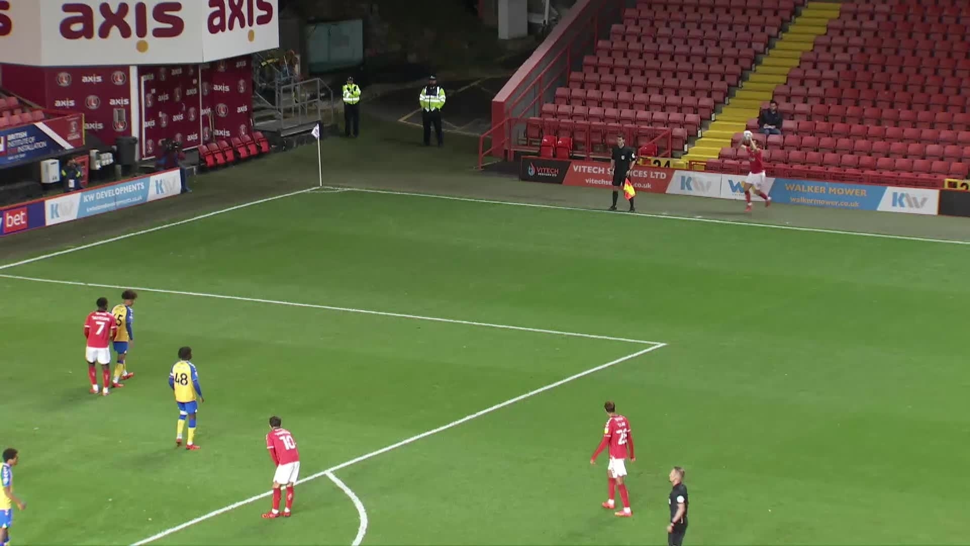 HIGHLIGHTS   Charlton 4 Southampton U21 1 (October 2021)