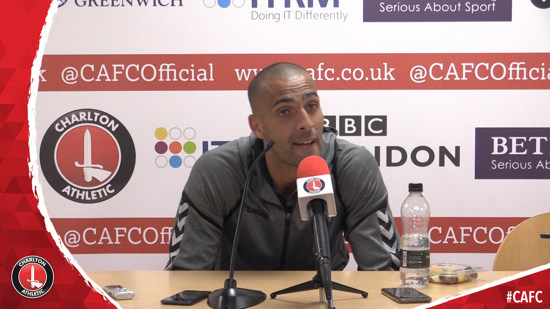 Darren Pratley on Lee Bowyer and Charlton's win over Shrewsbury
