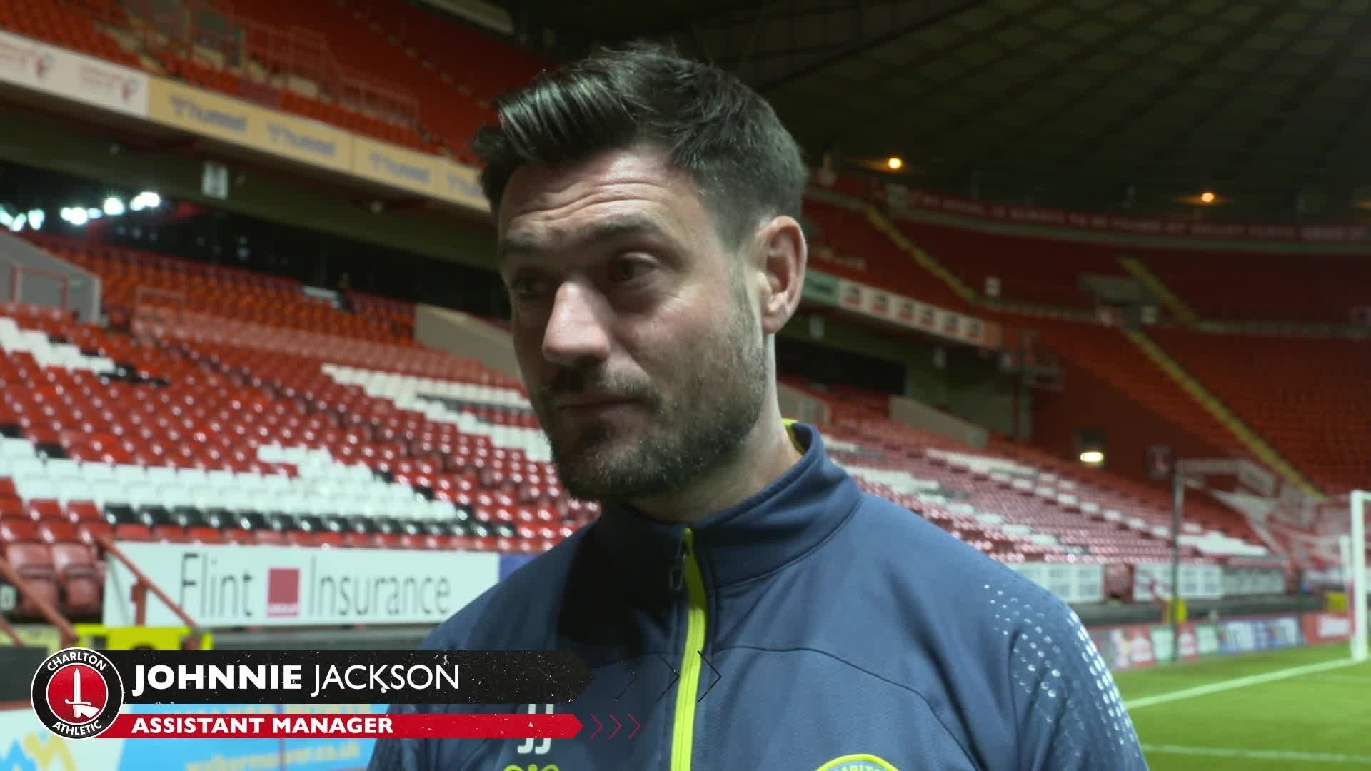 Jackson pleased with Saints showing (October 2021)