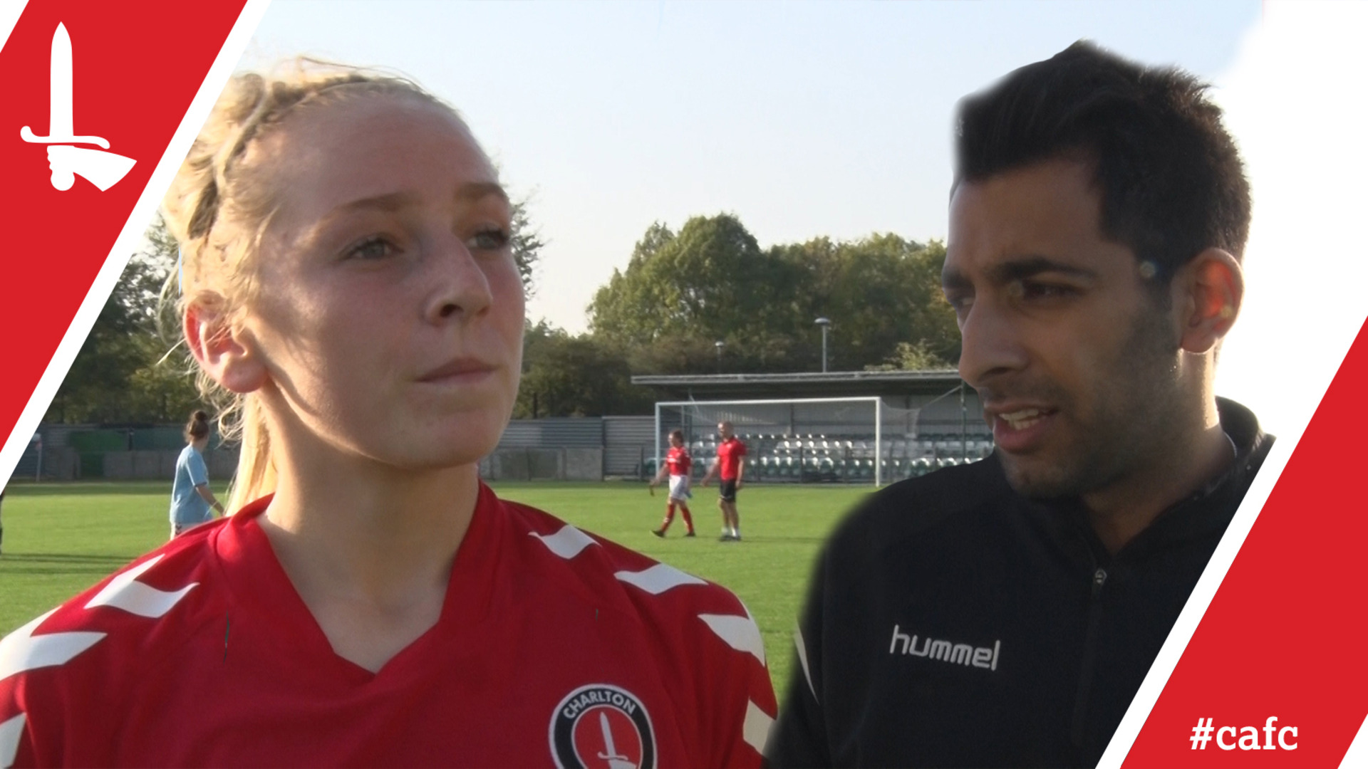 REACTION | Riteesh Mishra and Hope Nash pleased with cup victory