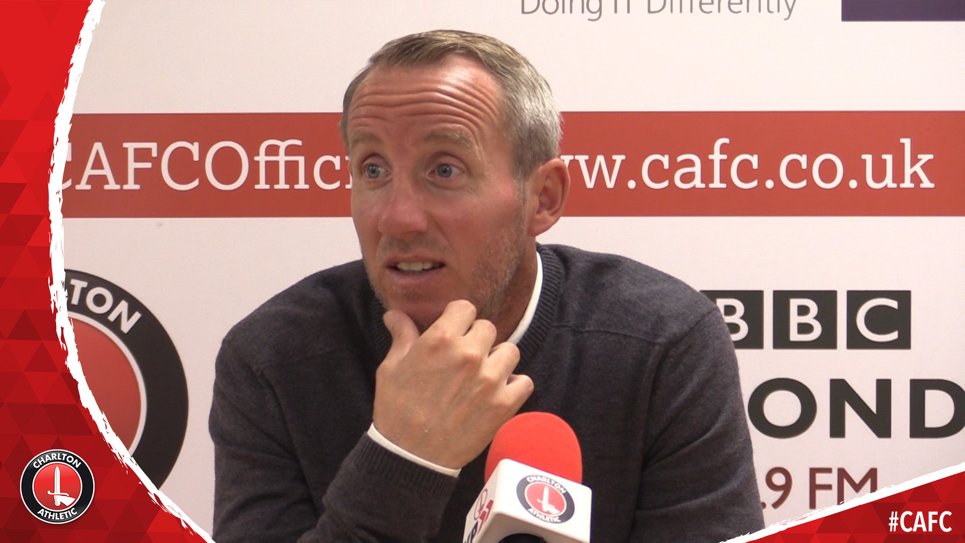 REACTION | Lee Bowyer reflects on Fleetwood draw (Aug 2018)