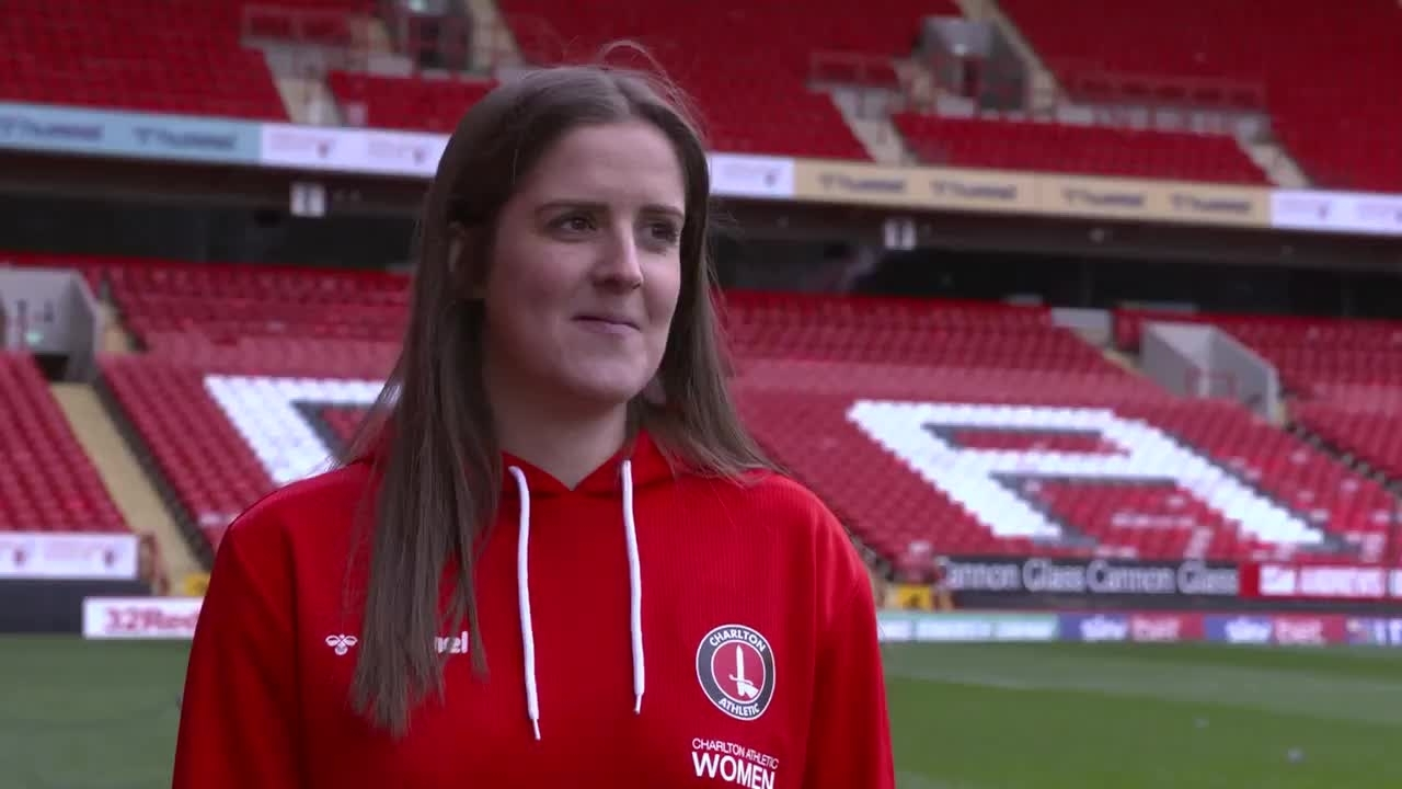 "Charlton Women's captain Grace Coombs: ""Sunday's game against Leicester City is massive"""