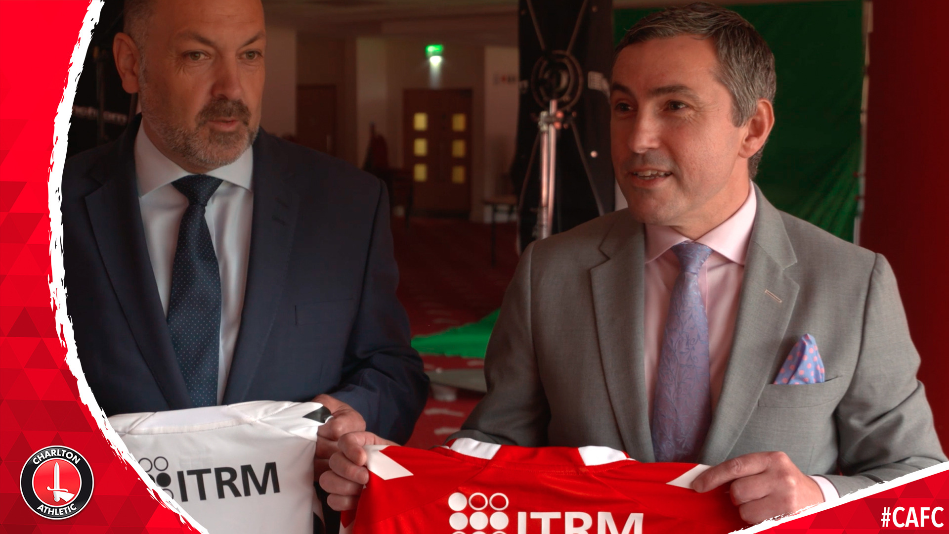 ITRM pleased with continuation of club partnership