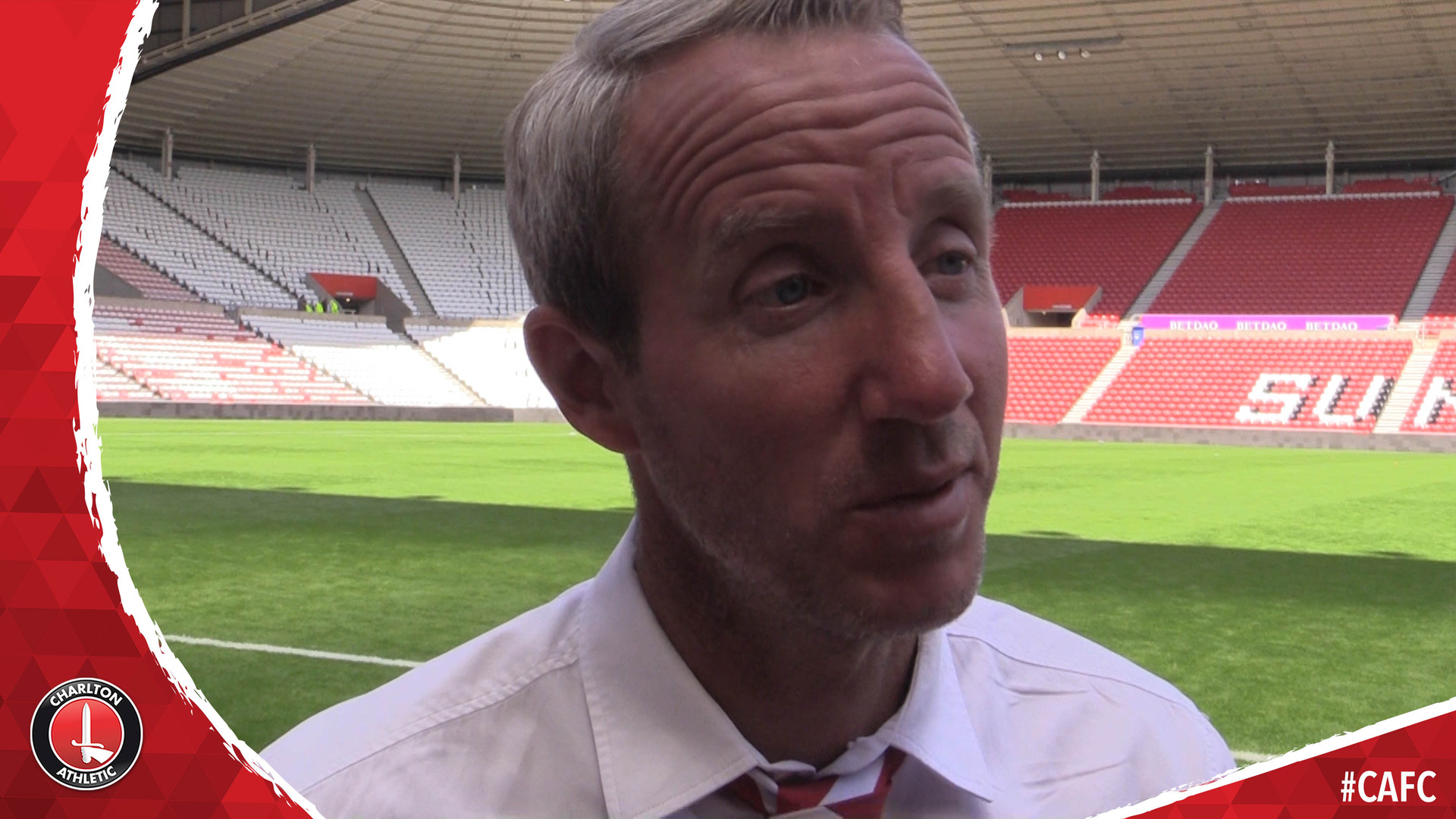 Lee Bowyer reflects on Charlton's cruel defeat at Sunderland