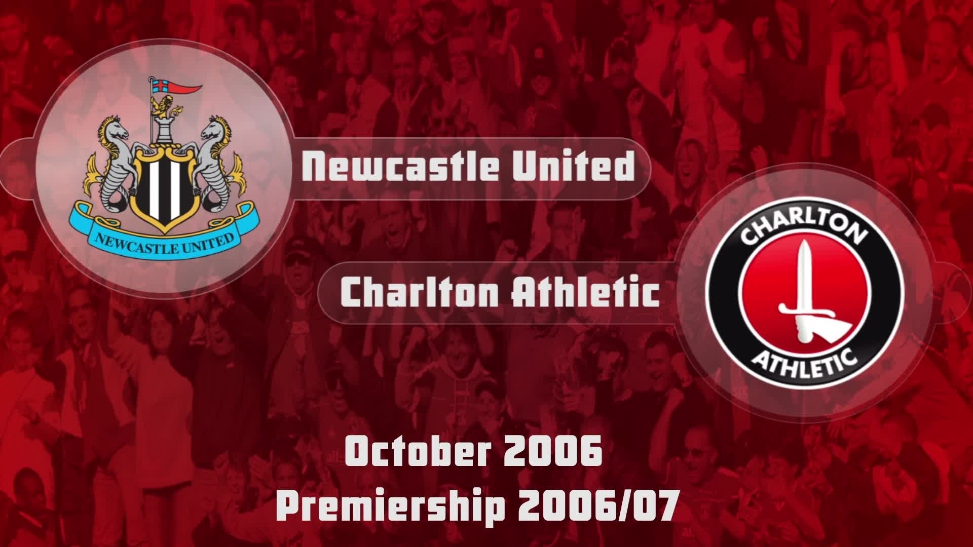 12 HIGHLIGHTS | Newcastle 0 Charlton 0 (Oct 2006)