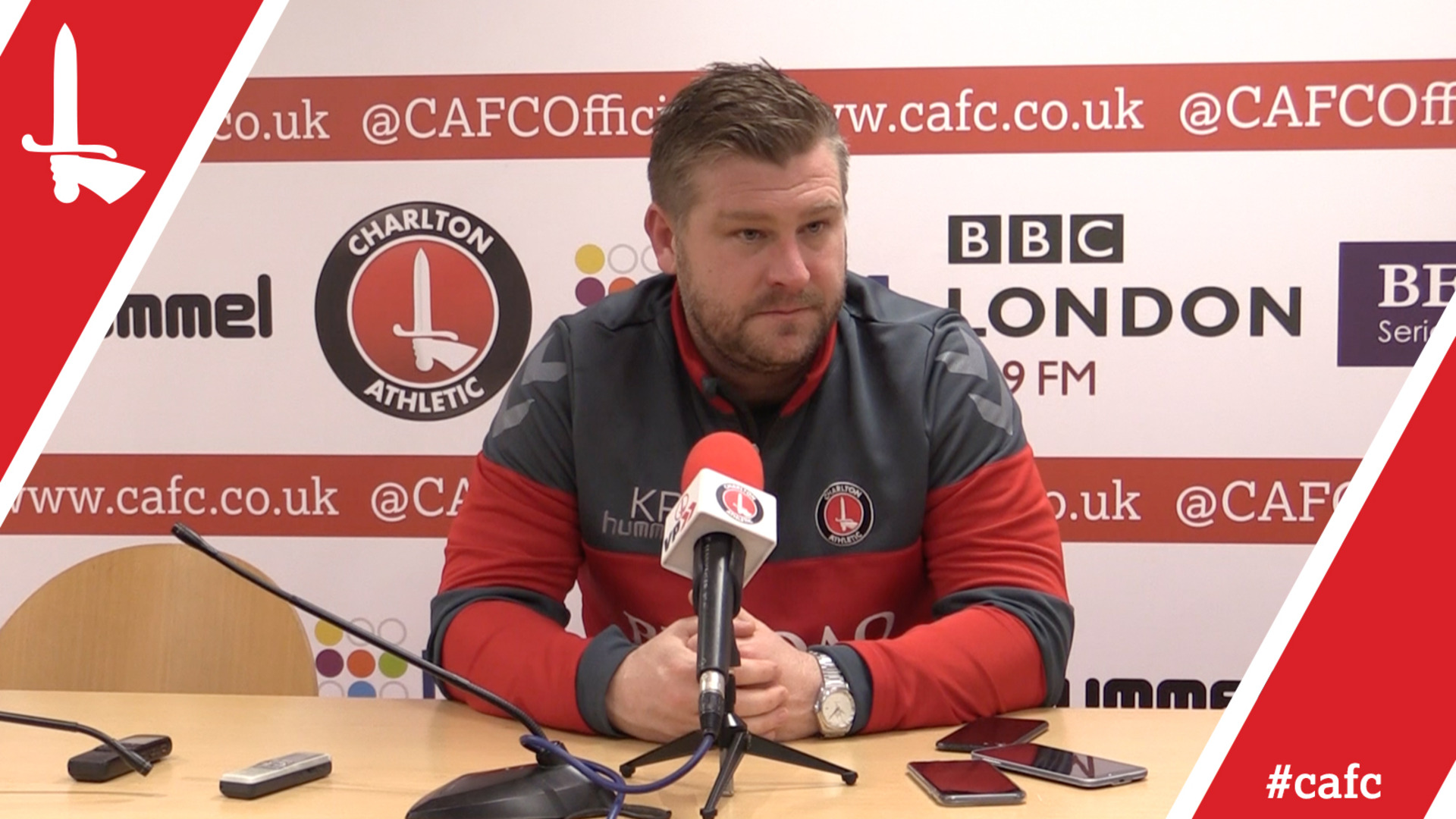 REACTION | Karl Robinson reflects on Bradford draw (Feb 2018)