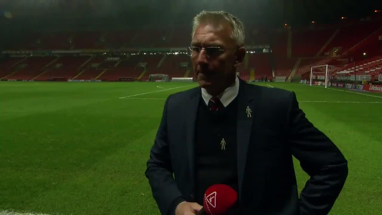 Nigel Adkins post Accrington Stanley (October 2021)