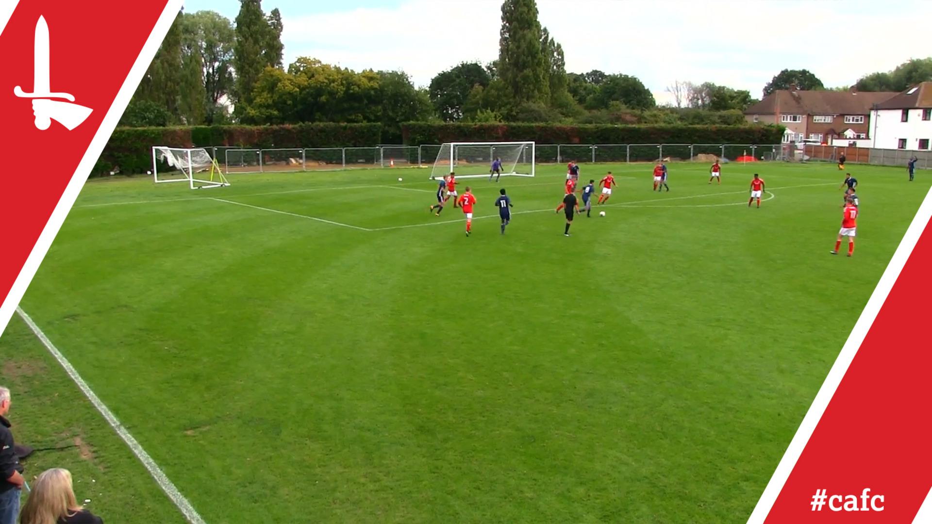 U18 HIGHLIGHTS | Charlton 0 Nottingham Forest 1