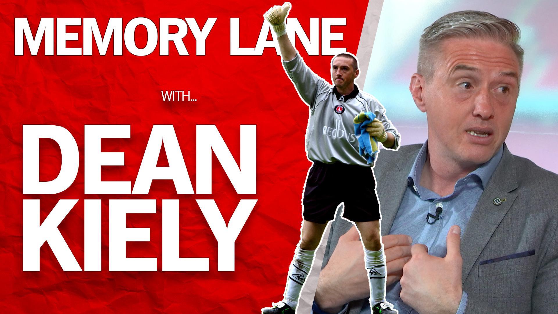 MEMORY LANE | Dean Kiely (April 2021)