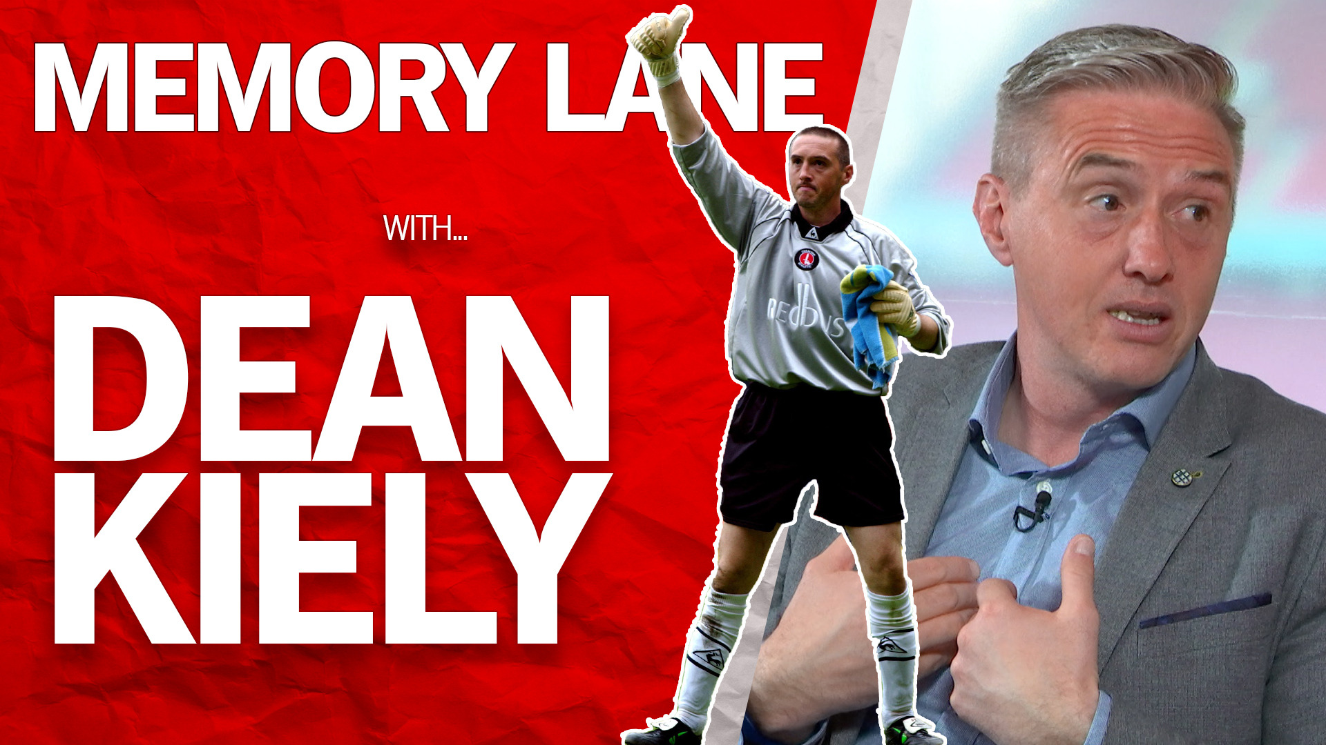 MEMORY LANE | Dean Kiely (April 2021)