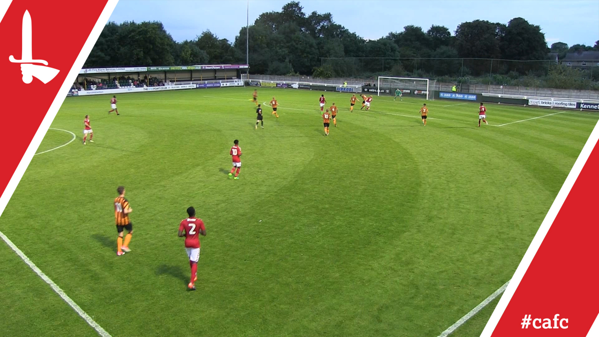 U23 HIGHLIGHTS | Hull 1 Charlton 1