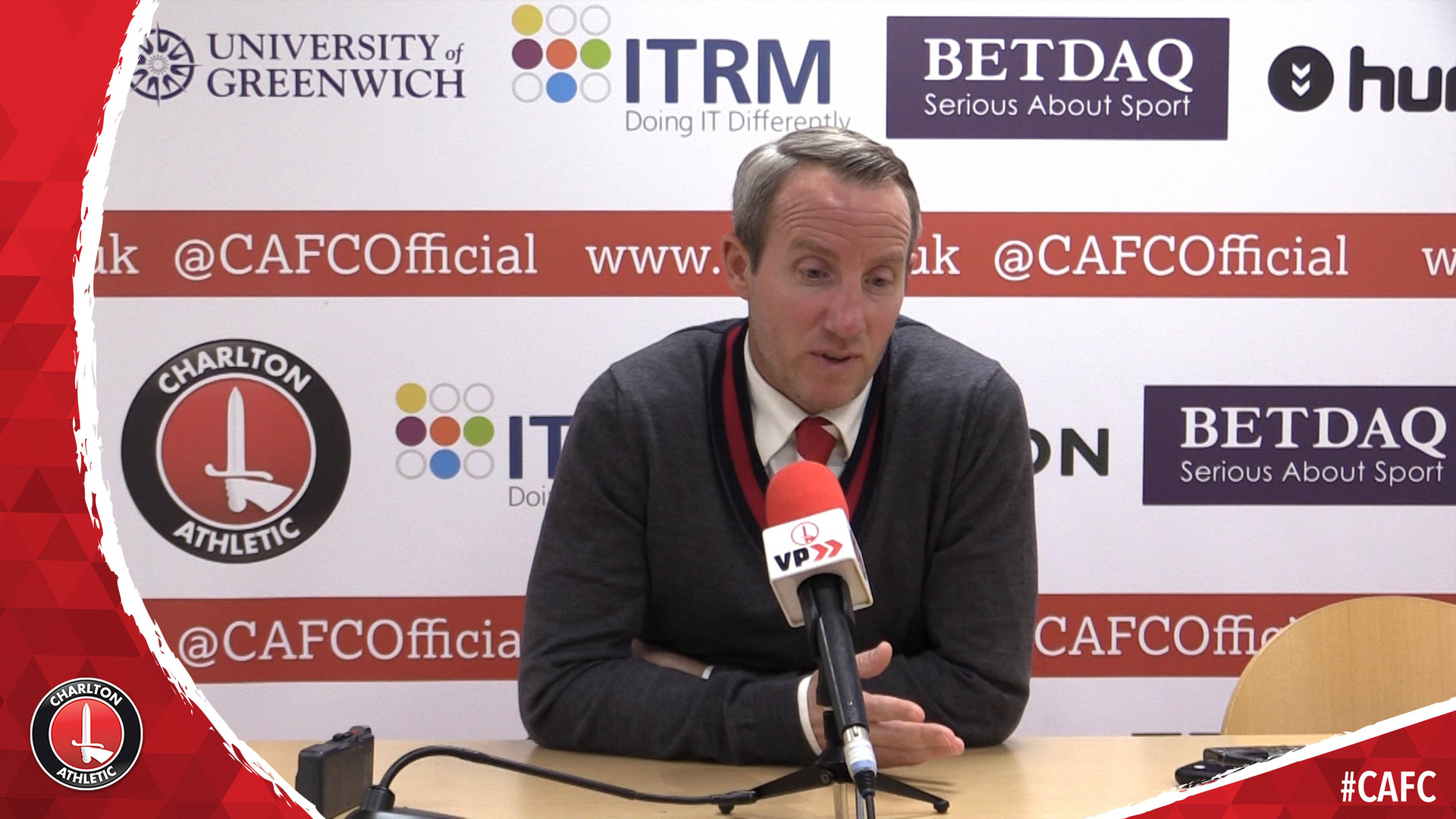 Lee Bowyer on Charlton's Emirates FA Cup exit to Doncaster Rovers (December 2018)