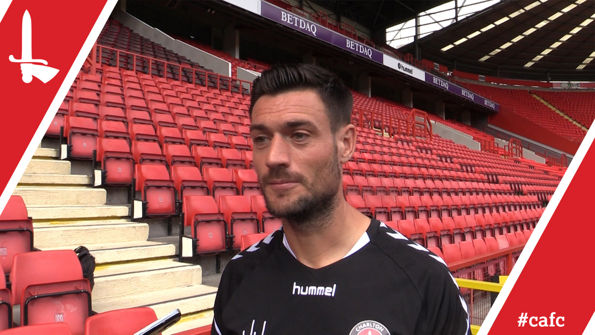 Johnnie Jackson pleased in current role