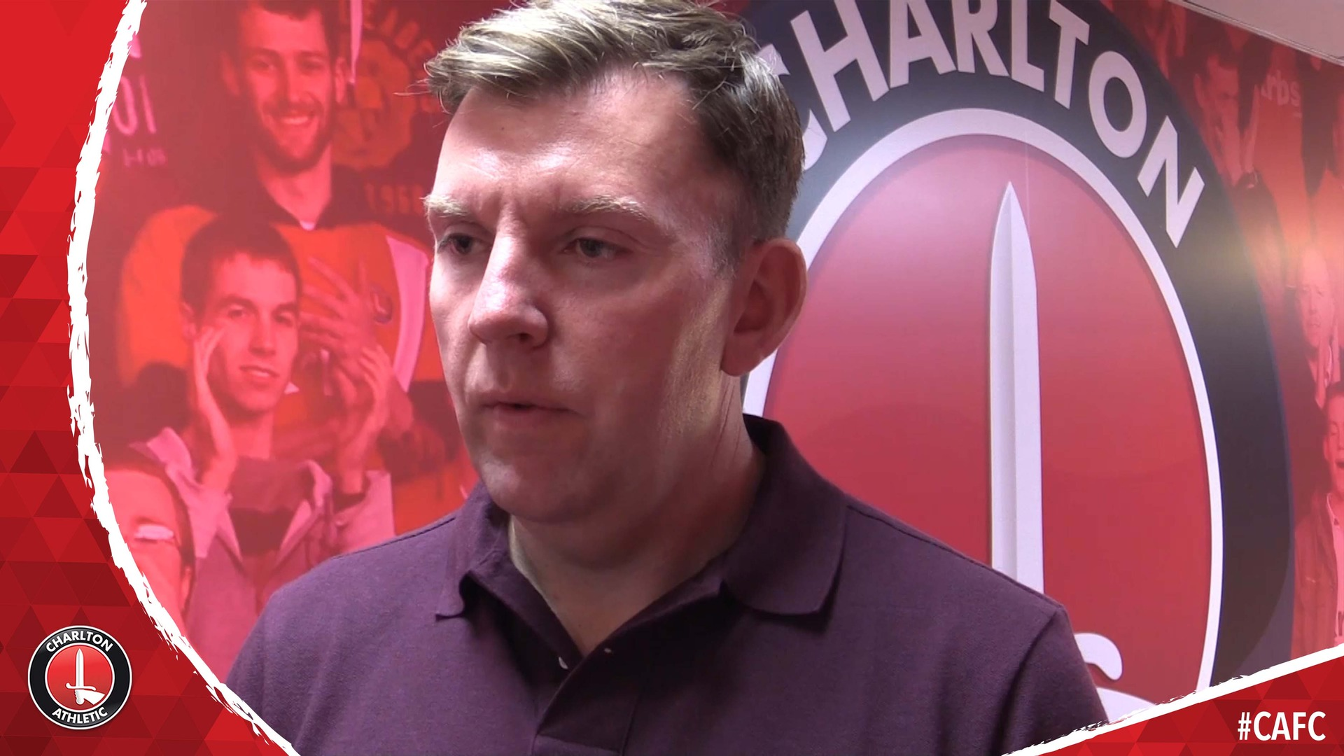 Steve Gallen on Charlton's signing of Josh Cullen