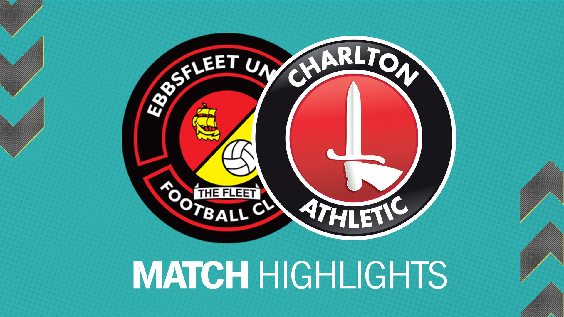 HIGHLIGHTS | Ebbsfleet United 2 Charlton 1 (July 2019)