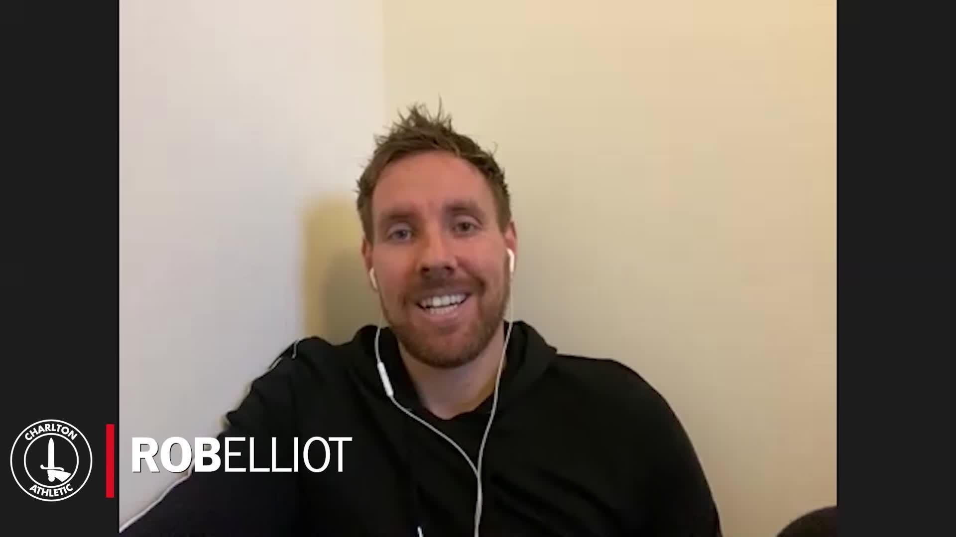 Rob Elliot on his return to Sparrows Lane (December 2020)