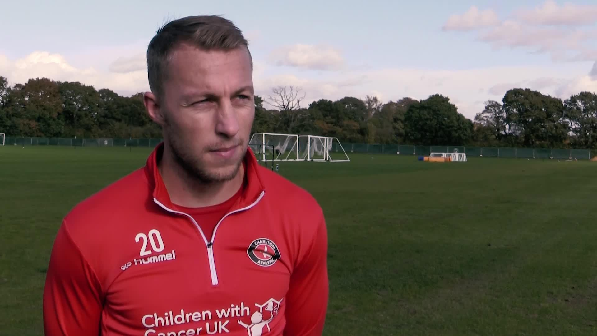 PRE-MATCH | Solly ready for derby day